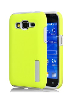 Dual Pro HardShell Case with Impact Absorbing Core for Samsung Galaxy A8