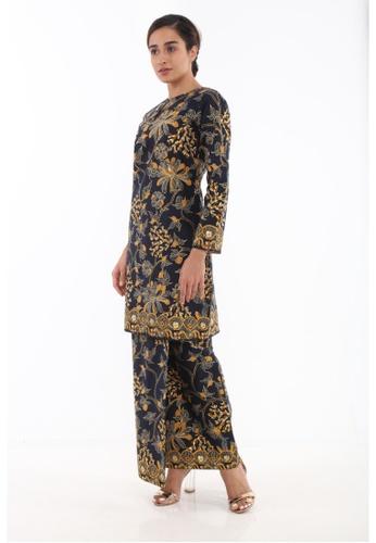 Amar Amran gold Kurung Moden Prada 3C3D3AA5309FF7GS_1