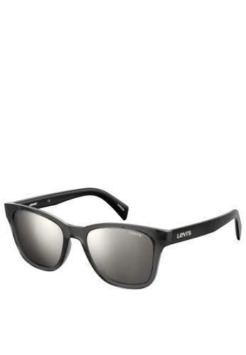 Levi's grey Lv 1002/S Sunglasses 6B5D5GL8DC14FCGS_1