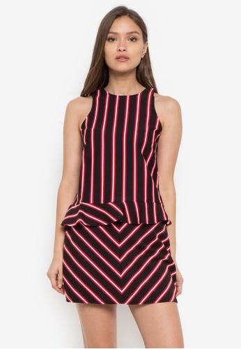 f3045717398b1e Shop BENCH Striped Sleeveless Top Online on ZALORA Philippines