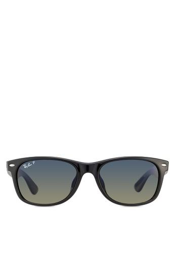 e1aed303ffba9 Buy Ray-Ban New Wayfarer RB2132F Polarized Sunglasses Online on ...
