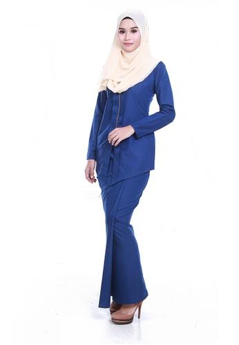Amar Amran blue Kebaya Salmah AM362AA35PSQMY_1