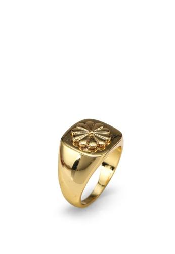 Mango gold Jane Ring D3E67AC4B85516GS_1