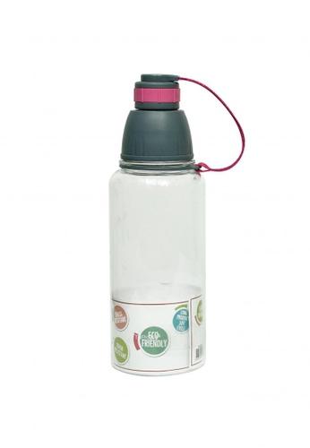 Omega Houseware pink Solei 1200ml Pink Tritan Sports Water Bottle DA0C7AC1E4FD9DGS_1