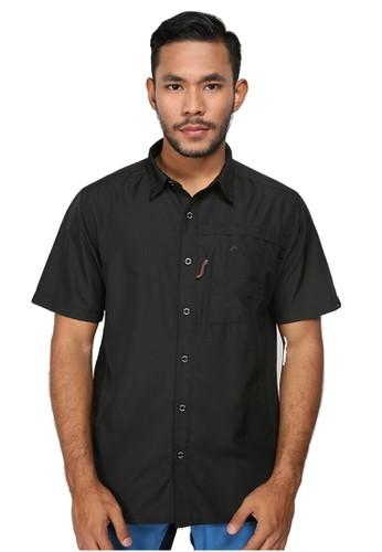 Eiger black Gravel 1.0 Shirt C422FAA9181247GS_1