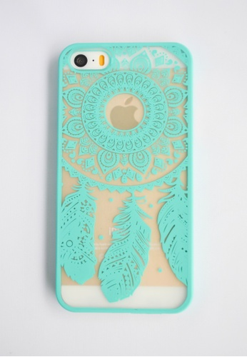Fancy Cellphone Cases multi Dream Catcher 2 Case for iPhone 5/5s FA644AC75CYAPH_1
