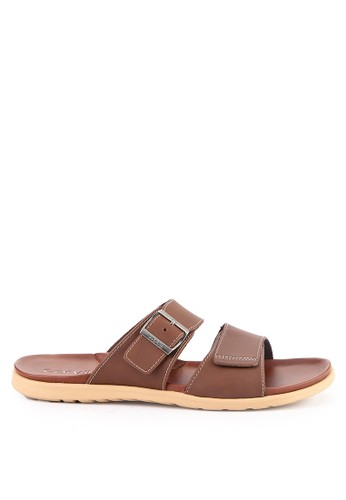 CARVIL brown Carvil Sandal Picasso-02L 2DF75SHF286696GS_1