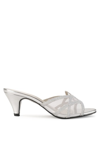 Andre Valentino silver Ladies Shoes 81502Za 586D7SH26FC24EGS_1