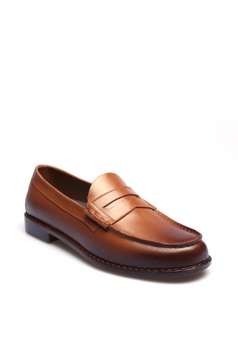 Easy Soft By World Balance brown Trenton Deluxe Formal Shoes DD9ABSHD2F1388GS_1
