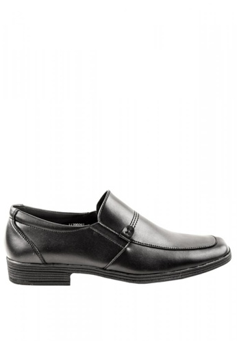 Otto black Slip On Shoes F1D0ESHF7564FBGS_1
