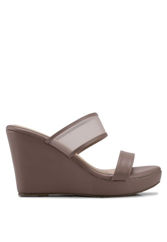 Bata brown Bata Women Wedges 83D0DSH1FB0247GS_1