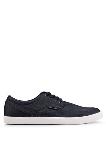 Jack & Jones blue Nimbus Denim Sneakers 56721SHBCF585AGS_1