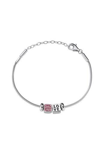 Morellato silver Morellato Solomia Stering Silver 925 Ladies Bracelets SAFZ177 0D991ACBD55128GS_1