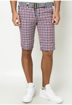 Reversible Checks and Plain Shorts