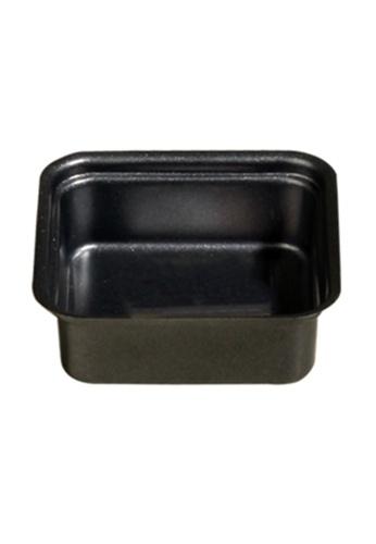 Slique grey Premium Non-Stick Square Muffin Pan F2F3EHLBC98CD8GS_1