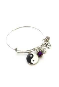 Yoga Bangle Bracelet