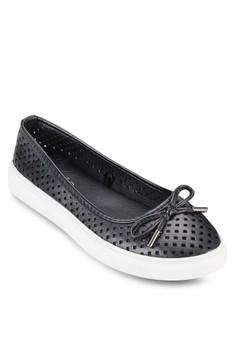 Josie 雕花厚底運動鞋