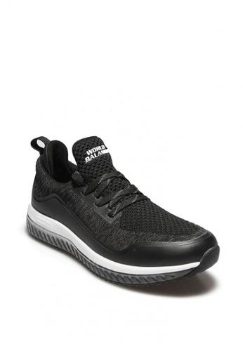 World Balance black Power Rep Men's Performance Shoes 3BFE9SH2456FACGS_1