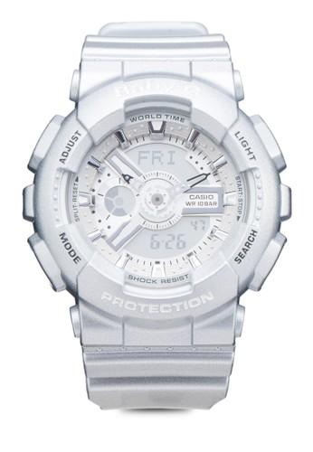 Baby-G BA110-8A 多功esprit鞋子能指針錶, 錶類, 其它錶帶