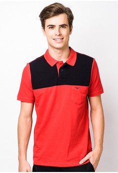 Reversible Cut and Sew Polo