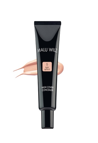 Malu Wilz red and beige High Cover Concealer 5 MA792BE62TWNMY_1