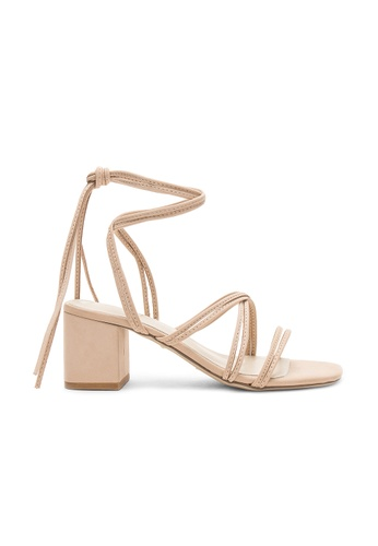 Raye beige Sybil Sandal 78C1CSH8687D80GS_1