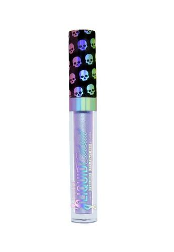 Wet N Wild purple Wet N Wild Goth-O-Graphic MegaLast Catsuit Liquid Eyeshadow - Goth Tears 9806FBE5182DF1GS_1