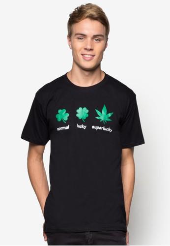 『正常、幸運、超級幸運』T 恤, 服飾, esprit hkT恤