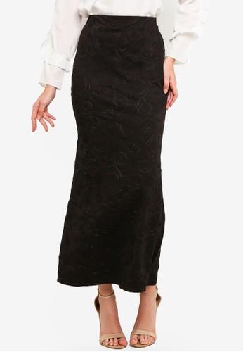 Gene Martino black Mermaid Skirts 02FC6AAB3FDE08GS_1