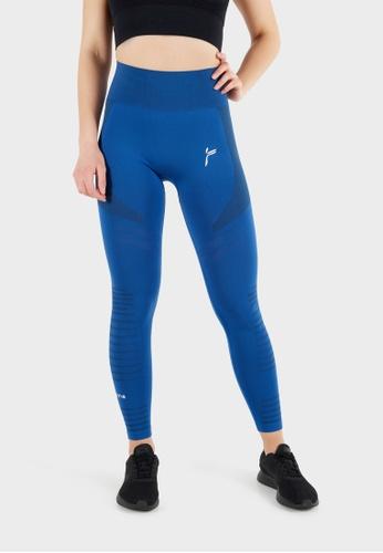 Famme Sportswear blue Famme Sportswear Blue Future Leggings F36D8AADD16B18GS_1