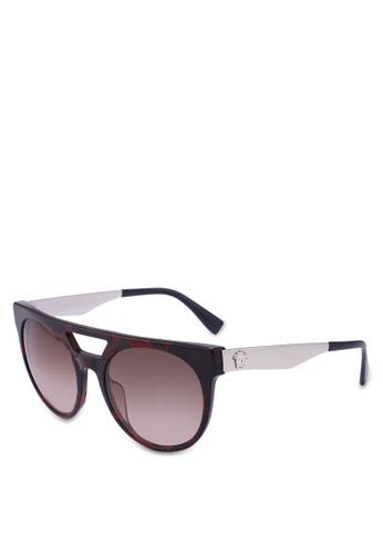 Versace red Versace VE4339A Sunglasses FCBE7GL71E3459GS_1