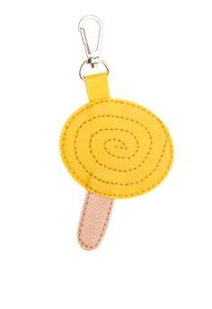 Lolipop Milano Mustard Key Holder