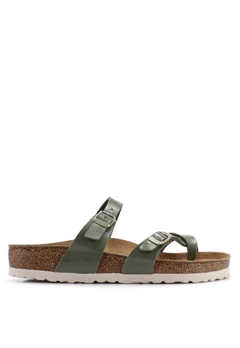 e0b75f6b2451 Shop Birkenstock Mayari Patent Sandals Online on ZALORA Philippines