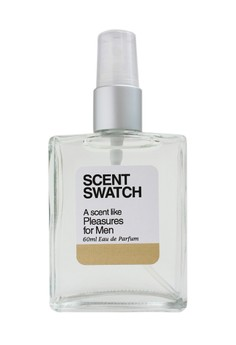 A scent like Pleasures for Men