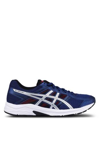 Asics navy Gel-Phoenix 9 Shoes A2CBCSHC56CC53GS_1