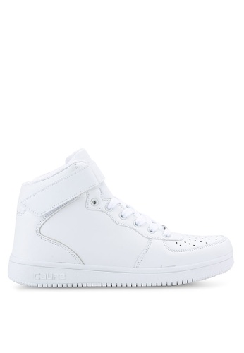 Rocklander white Casual High Top Sneakers RO978SH0RGYOMY_1