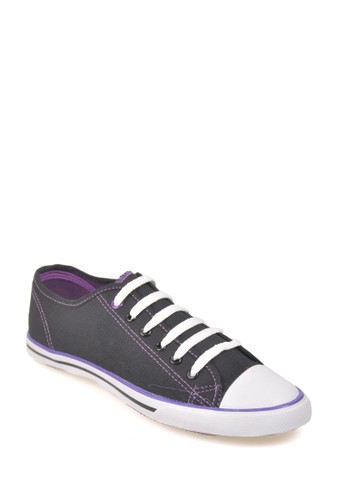 JAVA SEVEN black Purple Stiching JA154SH76UPBID_1