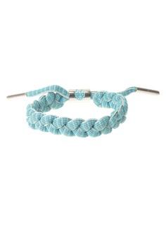 Hornet Shoelace Bracelet