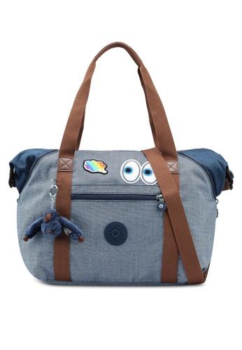 Kipling blue Art Top Handle Bag E142CAC74A5898GS_1