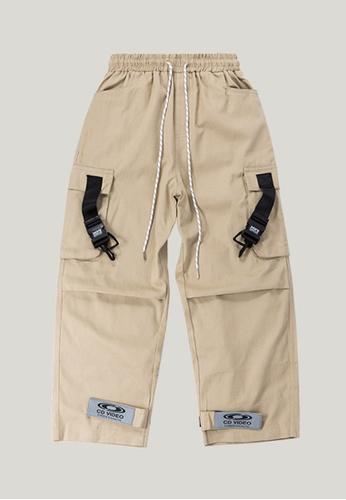 Twenty Eight Shoes Tapered Cargo Pants 8884W 57F56AA93FD689GS_1