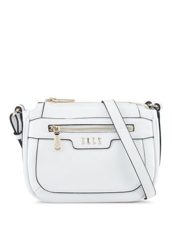 ELLE white Nyna Slings Bag 1B0BFAC939B830GS_1