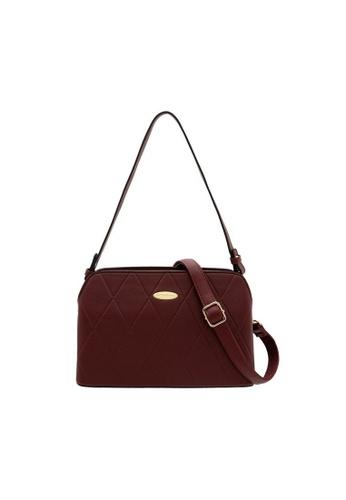 British Polo red British Polo Hanny Handbag 0A76EAC09CB997GS_1