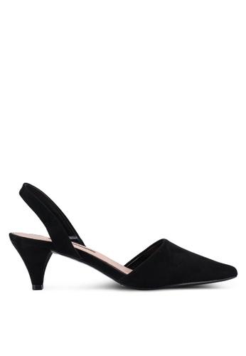 Dorothy Perkins black Black Esme Court Shoes 58237SHD6028D1GS_1