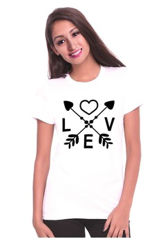 Cross arrow love