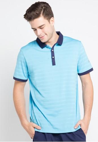 FILA blue Polo Shirt FI346AA0U94PID_1