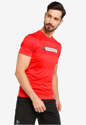 Anta red Cross Training Short Sleeves Tee 6E521AA25BC996GS_1