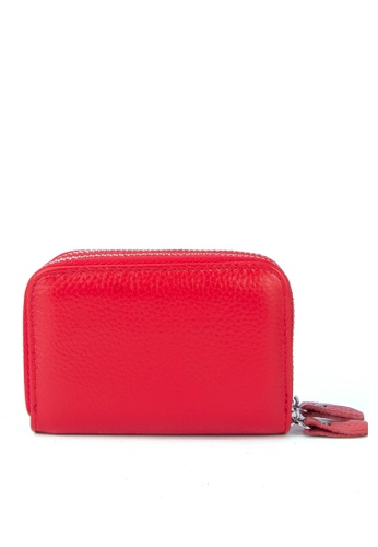 HAPPY FRIDAYS Multifunctional Litchi Grain Leather Wallet JN509 A0467ACD0CBD42GS_1