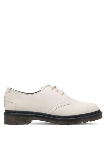 Dr. Martens white 1461 Decon 3 Eye Shoes DR086SH0SF8VMY_1