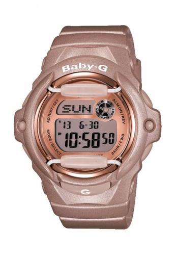 G-shock gold CASIO BABY-G DIGITAL BG-169G-4 GS076AC21FSKMY_1