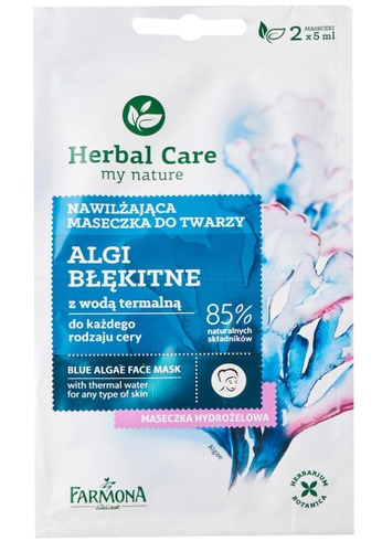 Herbal Care Herbal Care Blue Algae Face Mask 667C4BE10F1377GS_1
